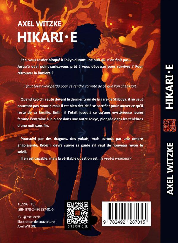Hikarie : vers la lumière, de Axel Witzke